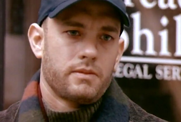 Tom Hanks Lost